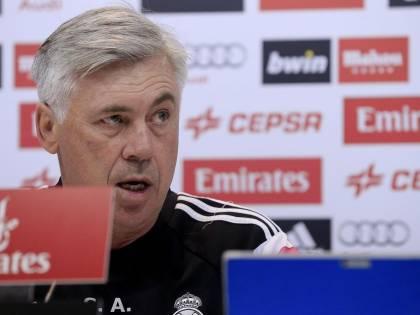 """Ancelotti: """"Tornerei al Real Madrid"""""""