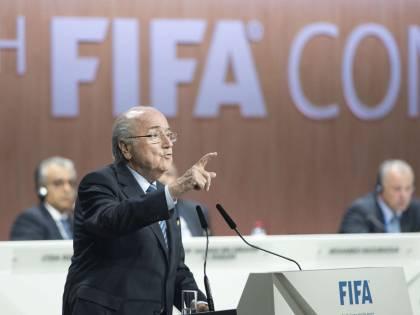"""Blatter accusa: """"Io vittima di un gigantesco complotto"""""""