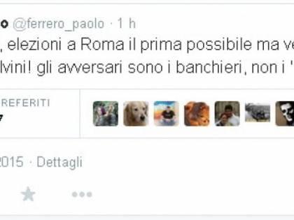 Grillo, l'ira del web