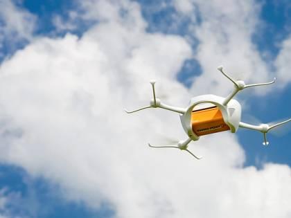 Droni e satelliti, due assi per battere le inondazioni