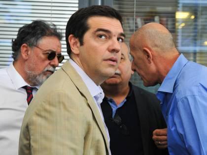 """Tv greca: """"Tsipras si dimette. Elezioni il 20 settembre"""""""