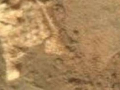 "La scoperta: ""Fossile umano su Marte"""