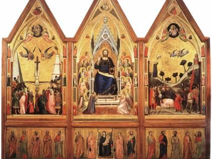Mostre, i capolavori di Giotto in mostra a Palazzo Reale