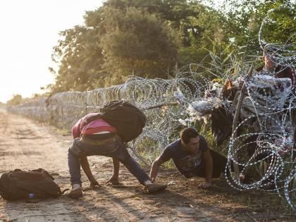 Ungheria, oltre il muro-colabrodo il traffico di migranti gestito dagli zingari