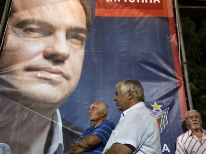 Grecia, ultimi sondaggi danno Syriza davanti