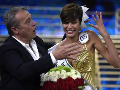 La cavolata di Miss Italia resuscita un cadavere della tv