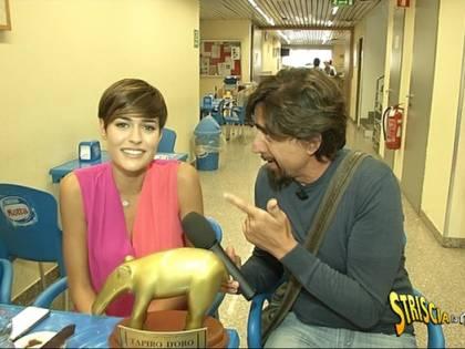 Tapiro a Miss Italia. Nuova gaffe sul personaggio storico preferito