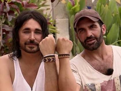 """Scialpi rivela: """"Io e Blasi non siamo più marito e marito"""""""