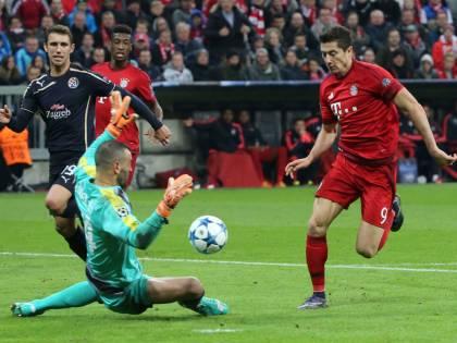 Altro che Lewandowski! In Germania c'è chi segna più di lui...