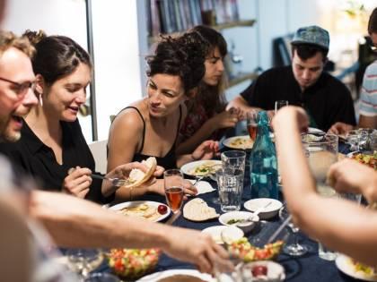 Social eating, una cena a casa di sconosciuti
