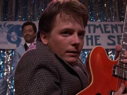 Fra un guaio e l'altro Michael J. Fox descrive i suoi ritorni al futuro