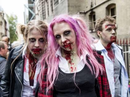 """""""Se arrivano gli zombie ci estinguiamo in sei mesi"""""""