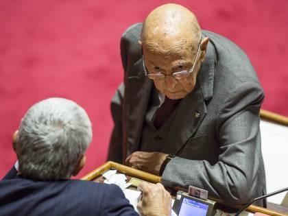 Berlinguer e Napolitano in lotta per il Pci