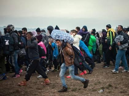 La Slovenia invasa dagli immigrati