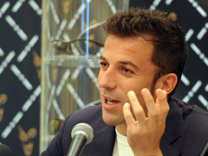 """Juventus, Del Piero bacchetta CR7: """"Il suo è stato un brutto gesto"""""""