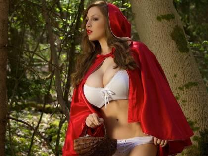 Un Cappuccetto Rosso in versione erotica finisce in 300 scuole per errore