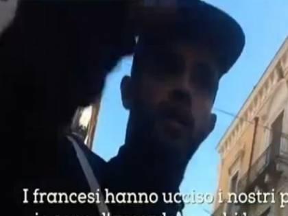 """Il magrebino: """"L'otto dicembre accadrà qualcosa in Italia"""""""
