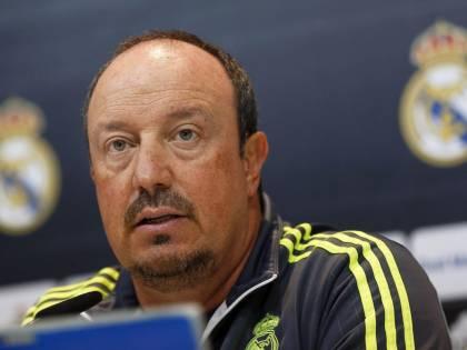 Il Real esonera Benitez. In arrivo Zinedine Zidane