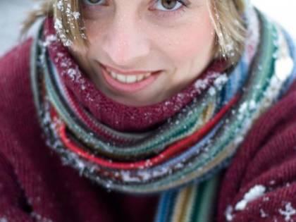 La sciarpa per difendervi dal freddo? Occhio all'effetto collaterale