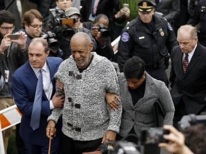 Bill Cosby colpevole di stupro Cauzione di 1 milione dollari
