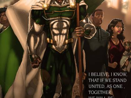 In Nigeria fiorisce il fumetto africano e prendono vita i supereroi d'Africa