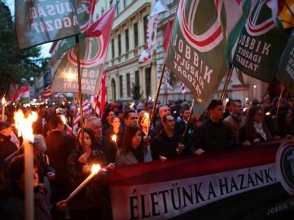 Jobbik, la destra ungherese che sogna il potere
