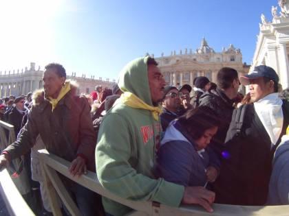Giubileo dei Migranti, migliaia di profughi da Papa Francesco