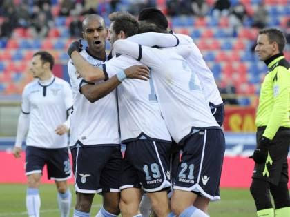 Serie A, Bologna-Lazio 2-2