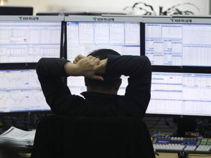 """""""Vacilla la fiducia nelle banche e in Borsa la tempesta è vicina"""""""
