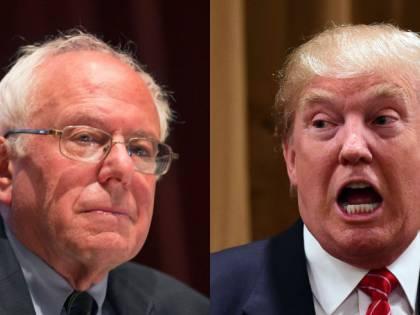 Trump e Sanders avanti in New Hampshire
