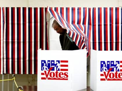 New Hampshire al voto