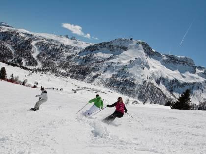 """Val di Fassa a tutto sci, nuovi impianti e lo skipass """"Silver"""" per quattro comprensori"""