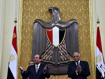 Egitto, al Sisi ridà il potere legislativo al parlamento