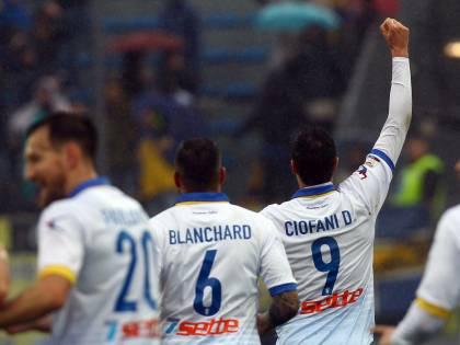 Serie A, Empoli-Frosinone:1-2