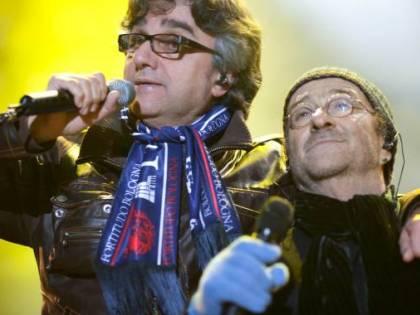 """Curreri (Stadio): """"Litigai con Dalla per colpa di Vasco"""""""