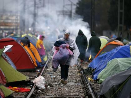 Caos infetti dai Balcani: In tre giorni 200 arrivi