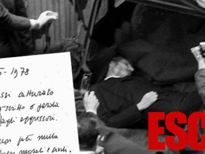 Caso Moro, un inedito per una trattativa segreta