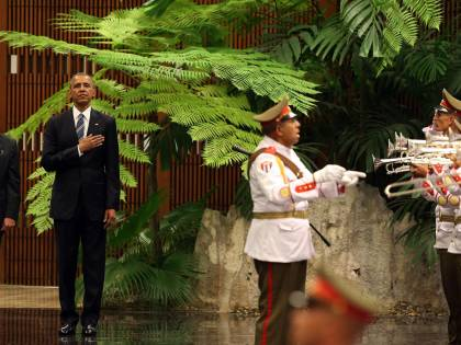 Obama a L'Avana