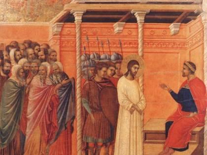 Tutte le irregolarità del processo farsa per fare morire Gesù