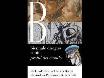"""Biennale del Disegno, Rimini racconta i """"Profili dal mondo"""""""