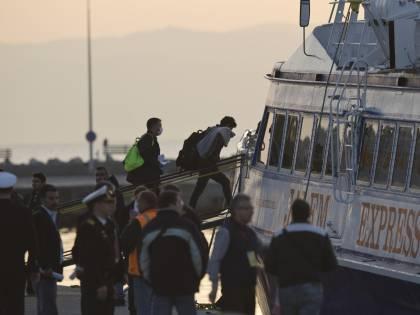 Via al piano di respingimenti: immigrati espulsi in Turchia