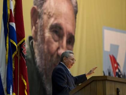 Si chiude il Congresso comunista a Cuba. Presente anche Fidel Castro