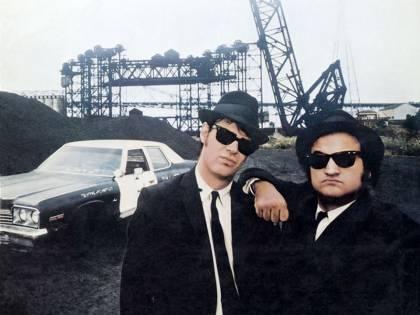 Dal film alla serie TV animata: il ritorno dei Blues Brothers