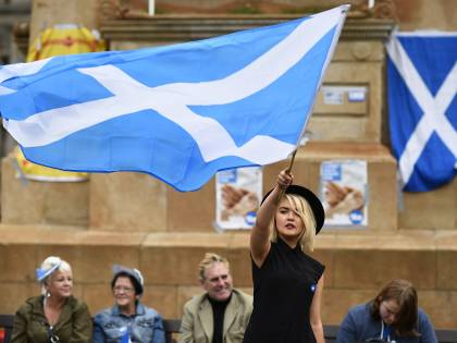 Per i cristiani USA, Glasgow è nel terzo mondo: scozzesi offesi