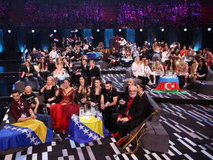 Eurovision Song Contest 2016: chi è passato al primo turno?