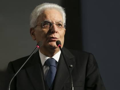 """Referendum, Mattarella: """"Il rinvio è un'ipotesi chiusa"""""""