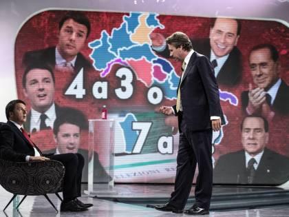 """Ultima puntata del Virus di Porro, in Rai Renzi in difesa: """"Io non epuro"""""""