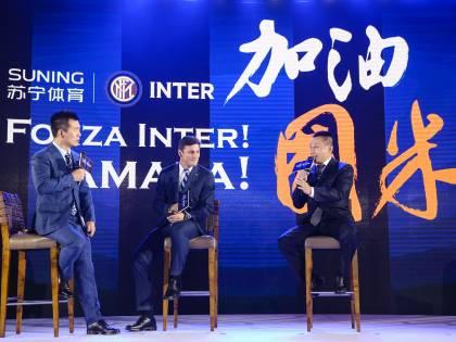 L'Inter diventa cinese