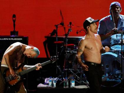 Red Hot Chili Peppers: foto