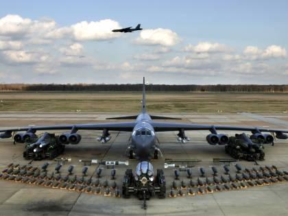 La nuova fortezza volante delle armate americane